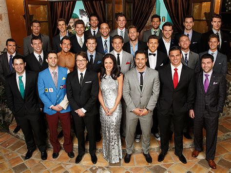 Bachelorette Sweepstakes - the bachelorette behind the scenes at the men tell all