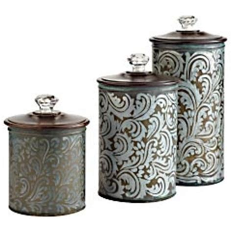 Cute Kitchen Canisters | 17 best images about canisters on pinterest vintage