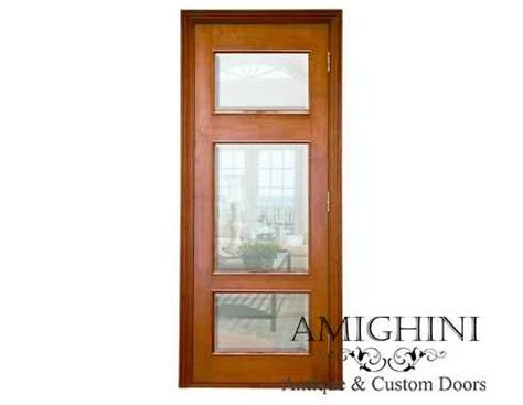 Patio Single Door by Napoles Single Patio Door