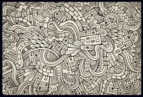 doodle city 25 eye refreshing doodles designs exles creativedive