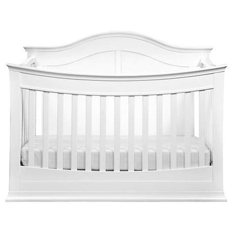 White Convertable Crib Davinci Meadow 4 In 1 Convertible Crib With Toddler Rail White Baby Nursery Pinterest