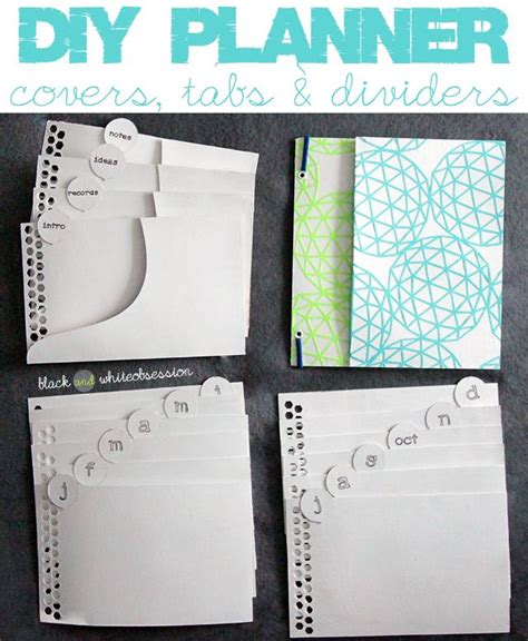 Galerry printable happy planner covers
