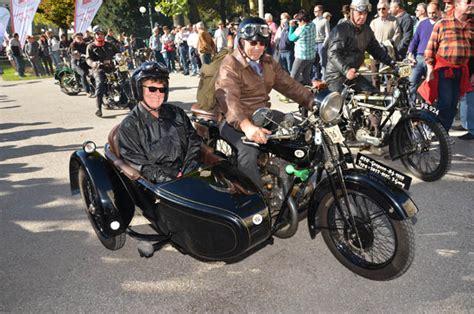 Motorrad Veteranen Club Attnang by Hunderte Motorrad Oldtimer Bei Kaiserwetter In Bad Ischl