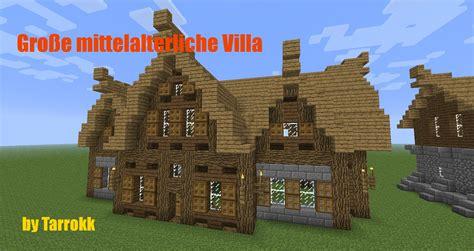 Bild Minecraft Haus Bauen Minecraft Gro 195 E