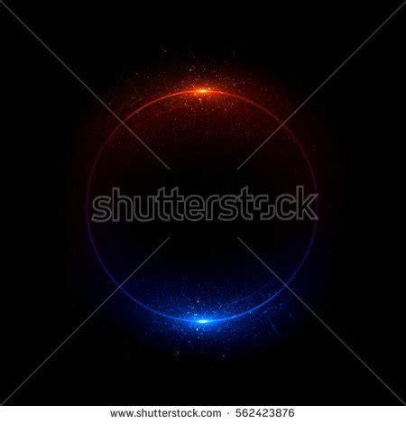 light ring background stock illustration 369512462