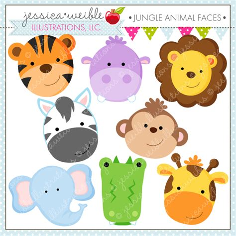 printable images of jungle animals free printable animal pictures kids coloring page