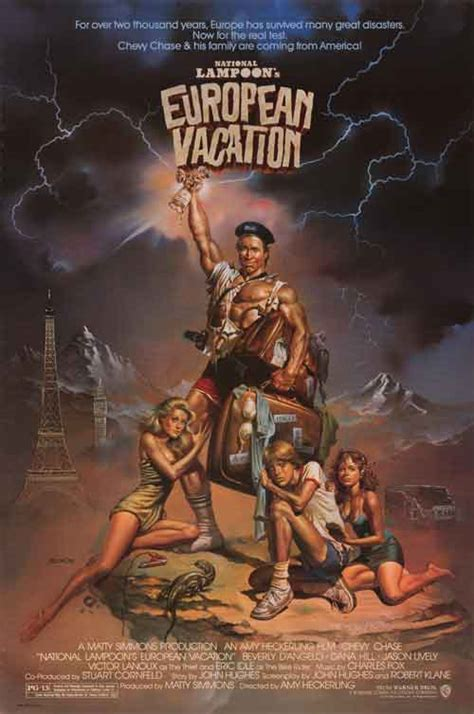 theme song national loon s vacation national loon s european vacation movie posters at