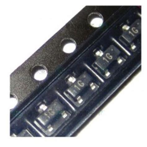 Bc847 Bc847b Sot 223 45v 100ma Small Signal Npn Transistors bc847 smd npn transistor