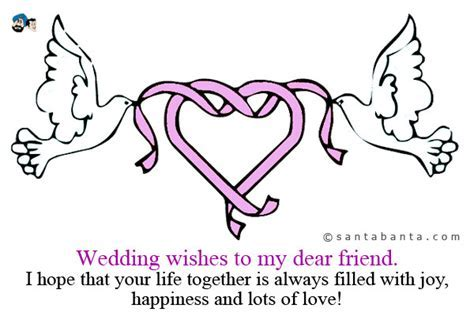 Wedding Wishes SMS Page : 2