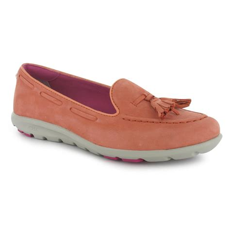 rockport loafers womens rockport womens twz ii tassel casual shoes loafers