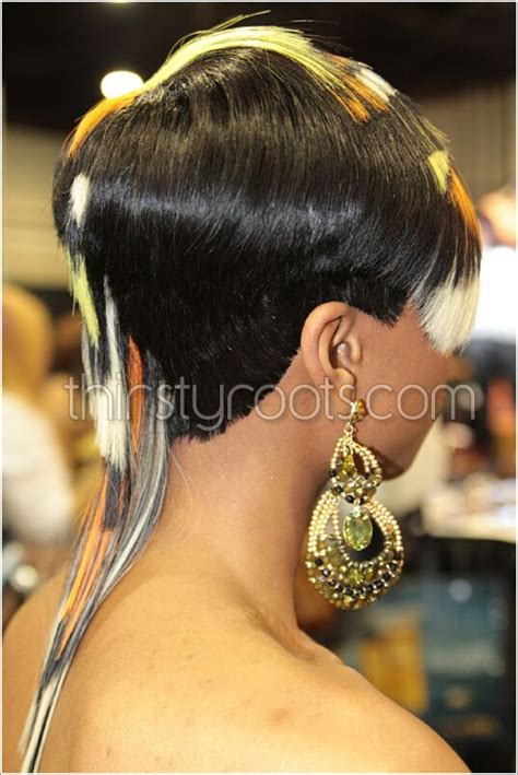 boycut hairstyle for blackwomen boy cut hairstyle for black women