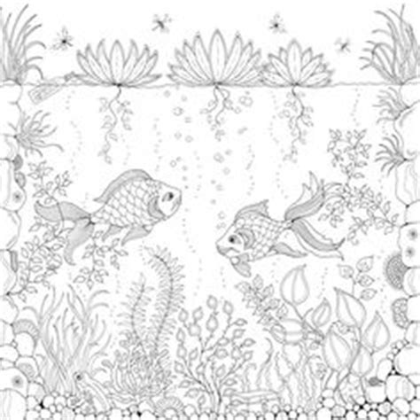 secret garden colouring book indigo coloring coloring pages a tangle of flowers
