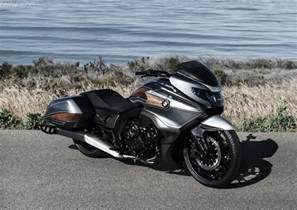 Bmw Motorrad The New Bmw Motorrad Concept 101