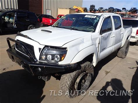2005 Toyota Tacoma Parts Parting Out 2005 Toyota Tacoma Stock 7032gr Tls Auto