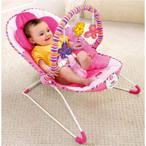 Fisher Price Pink Bouncer Chair by Fisher Price Cosy Time Pink Baby Bouncer Vibrating