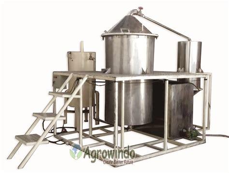 Mesin Destilasi Minyak mesin destilasi minyak atsiri nilam cengkeh gaharu dll