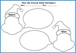 Printable Holiday Graphic Organizers » Home Design 2017