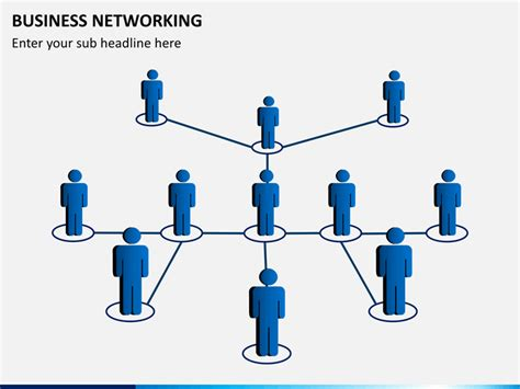 networking powerpoint templates business networking powerpoint template sketchbubble