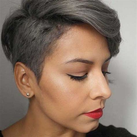 undercut hairstyles for men with gray hair short hair color ideas 2014 2015 short hairstyles 2017