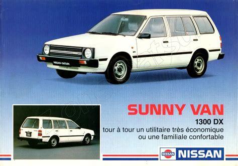 L Nissan B11 1984 1985 Lh type b 11 z one zone datsun fr