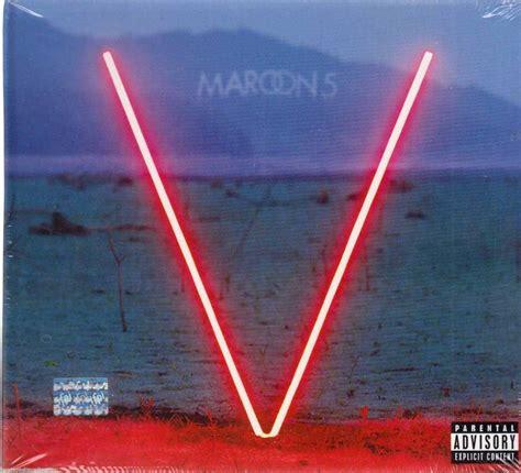 cd maroon 5 v deluxe digipack 986842 r 21 90 em