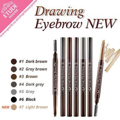 Asli Etude Drawing Eyebrow etude house drawing eyebrow shopee indonesia
