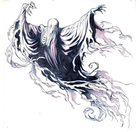dementor by jerome k moore on deviantart