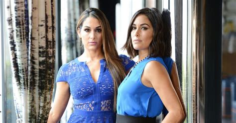 pwtorch com pic new wwe house show set the bellas twins possibly set to have another tv series