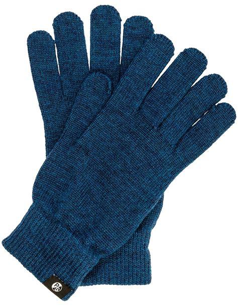 Plain Gloves merino plain gloves