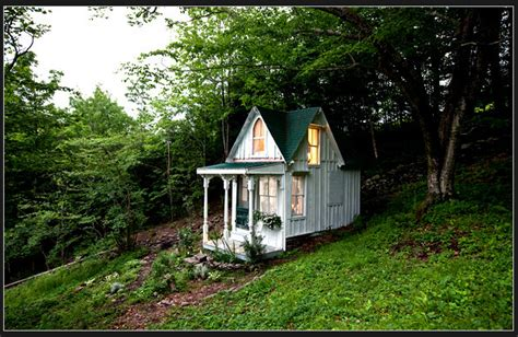 Backyard Cabin by Backyard Cottage The Juliet Notes