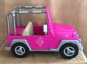 Our Generation Jeep And Cer Pink Jeep Battat Our Generation Og 18 Quot American Doll