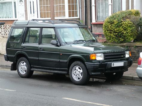 land rover 1997 1997 land rover discovery i pictures information and