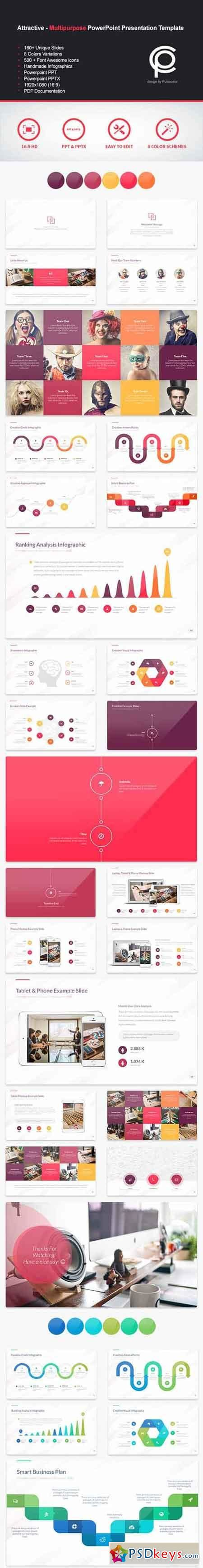 Attractive Multipurpose Powerpoint Presentation 11778342 Attractive Powerpoint Presentation