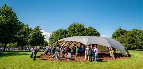 pavillon festival refugees inhabitat green design innovation