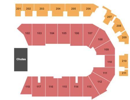 ppl center   ppl center seating charts