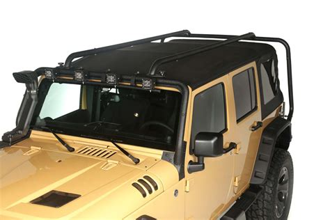 Sherpa Roof Rack System by Sherpa Roof Rack Jk 4 Door 11703 02 Jeepey Jeep