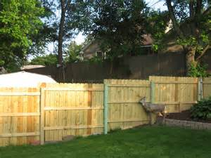What To Do With Sloped Backyard Lawn Amp Garden Modern Privacy Fence Ideas For Your