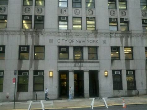 nyc department of health office of vital records