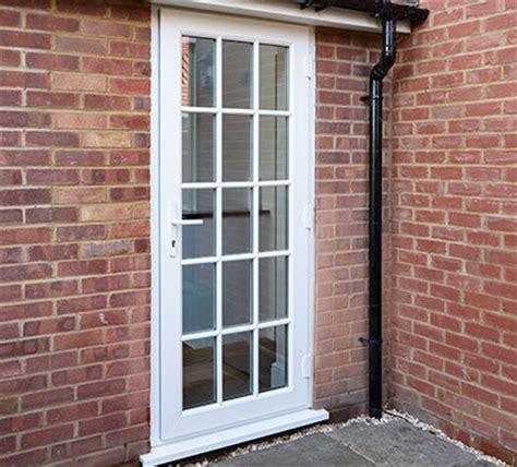 Upvc Front And Back Doors Custom Glaze Front Doors Front And Back Door