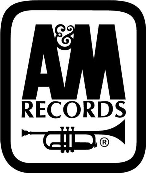 Free Records In A M Records Logo Free Vector In Adobe Illustrator Ai Ai Vector Illustration