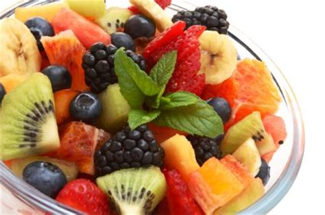fruit o fresh summer fresh fruit salad strawberry mango recipe