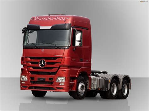 Car Wallpaper Mp3 by Mercedes Actros 2646 Br Spec Mp3 2011 Pictures