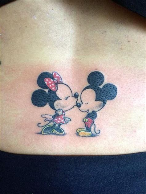 minnie mouse tattoo minnie mouse tattoos designs ideas and meaning tattoos