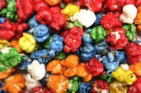 how to make colored popcorn make colored popcorn go restaurants
