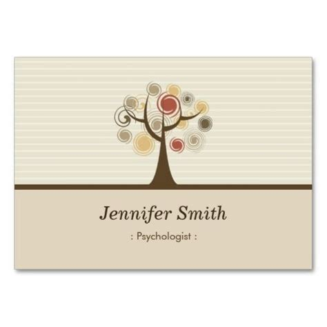 Psychologist Business Card Templates Free by 231 Best Images About Psychology Business Card Templates