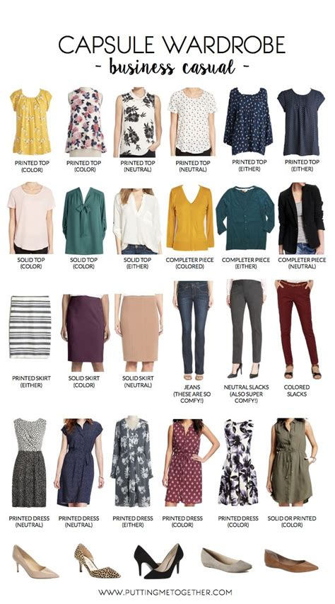 Capsule Wardrobe by 17 Best Ideas About Putting Together On