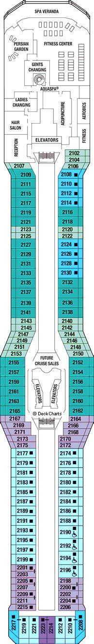 celebrity reflection floor plan celebrity reflection deck 12 resort deck cruise critic