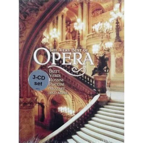 best of rossini the best of opera box set 3 cd 44 tracks by bizet