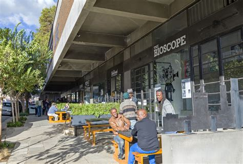 Johannesburg's Maboneng Precinct is the Place to Live, Eat