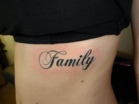 one love family tattoo canvas it s on the outside reflecting what s on the